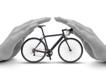 Como proteger sua bike contra roubo