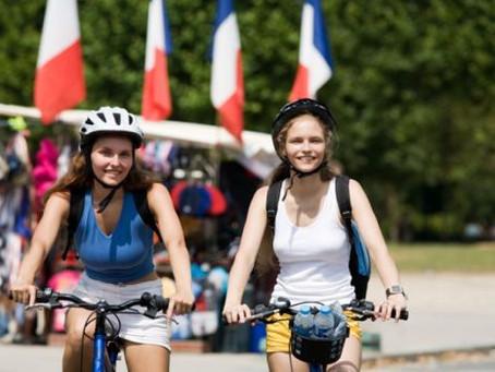 O que a França fez para ter 80% mais pessoas pedalando