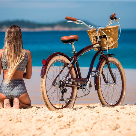 Como cuidar da sua bicicleta em cidades litorâneas?