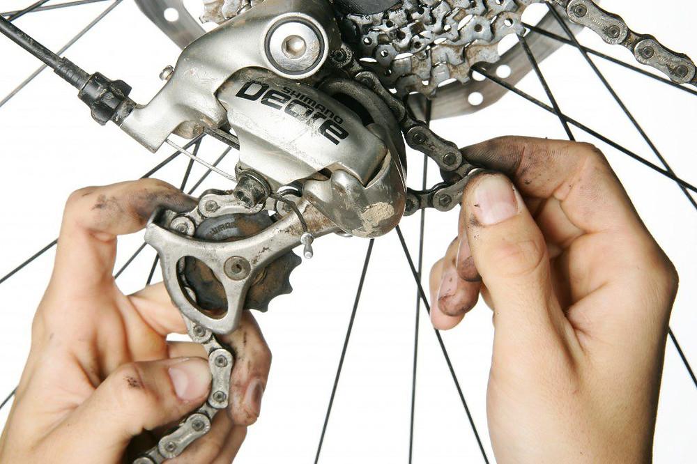 Dica 10 para a manutenção de sua bicicleta: faça uma revisão periódica na sua bike.