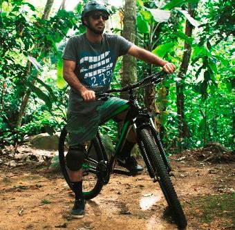 Bikes & Treinos de Atletas!