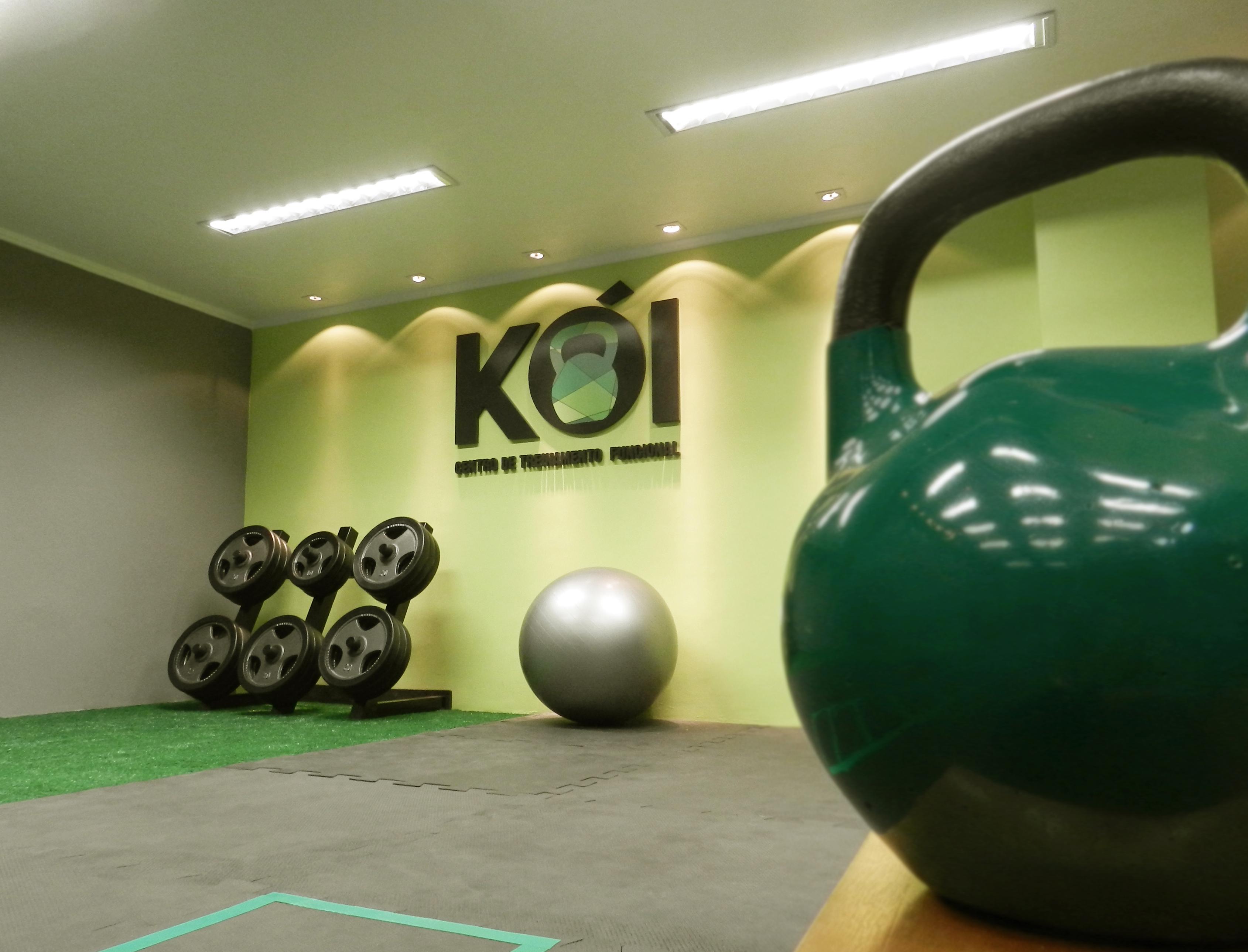KÓI Centro de Treinamento Funcional