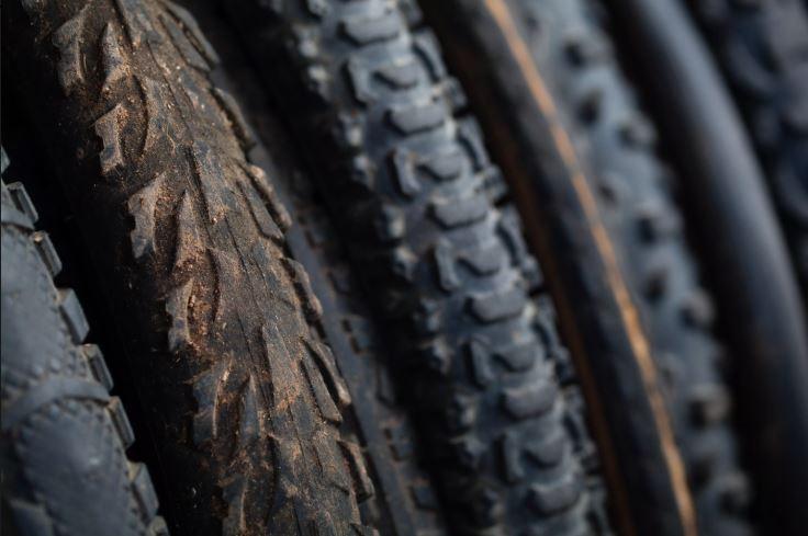 Dica 3 para a manutenção de sua bicicleta: cuidado com pneus carecas na sua bike