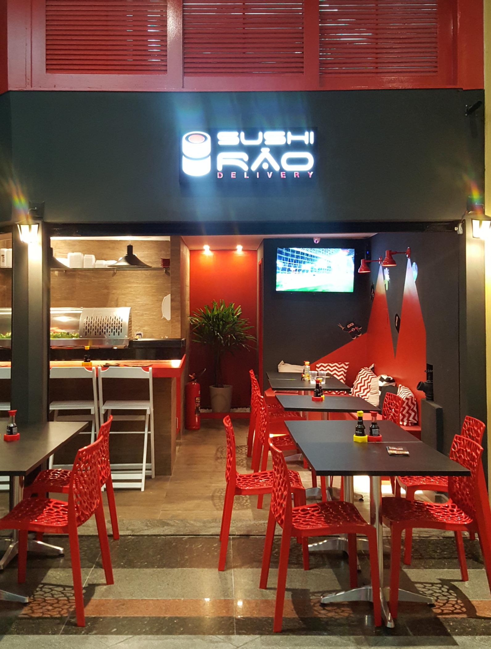 Sushi Rão | Leblon