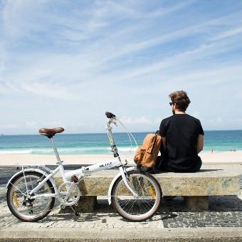 Blitz Dobrável : Uma bike pra cidade!