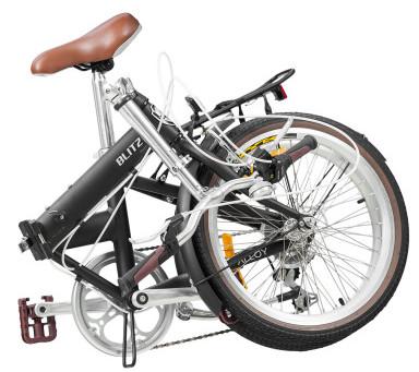 Um Pouco Mais – Bike Dobrável