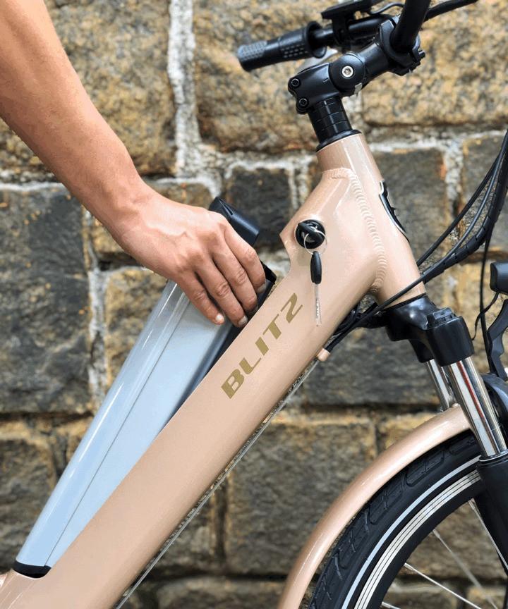 Bike elétrica BLITZ Soho