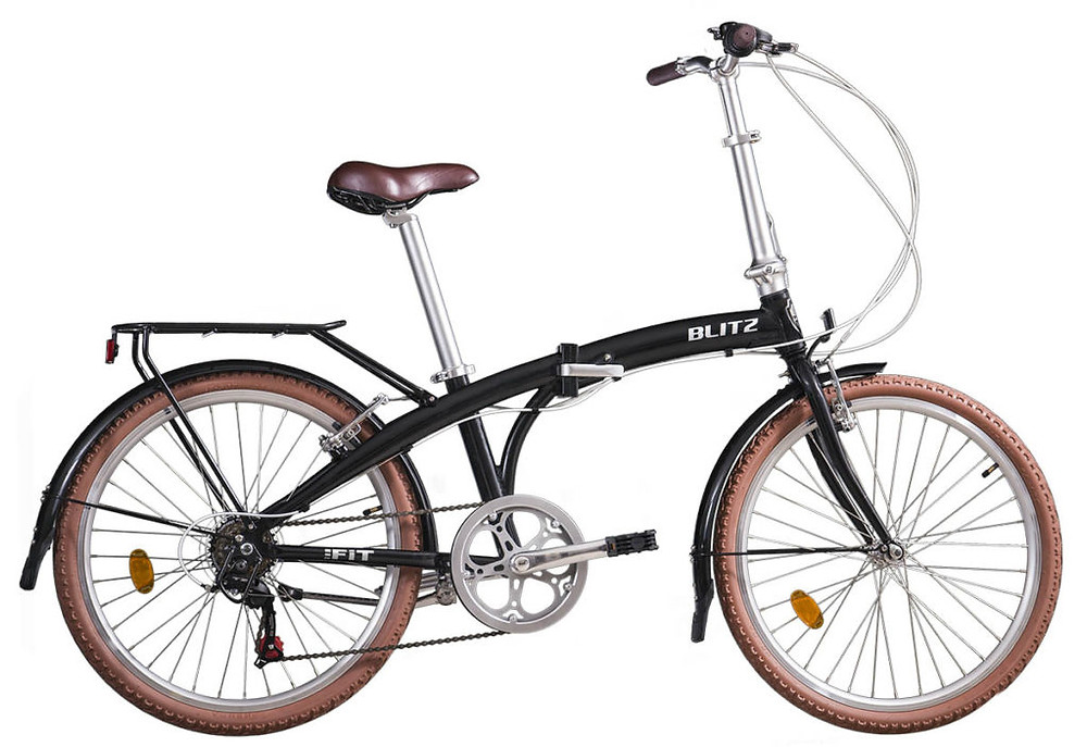 Foto da bicicleta BLITZ FIT
