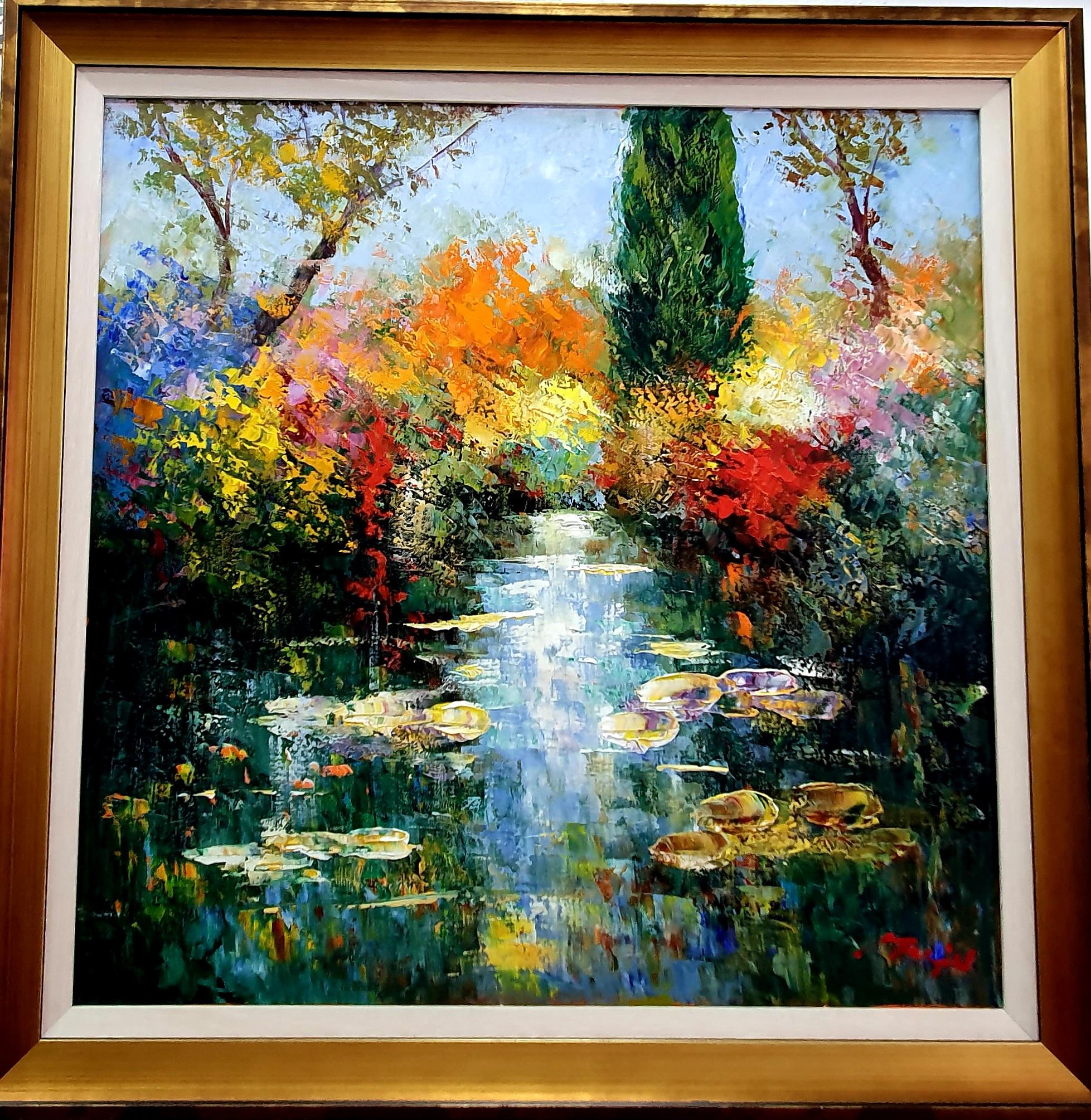 Homage to Monet