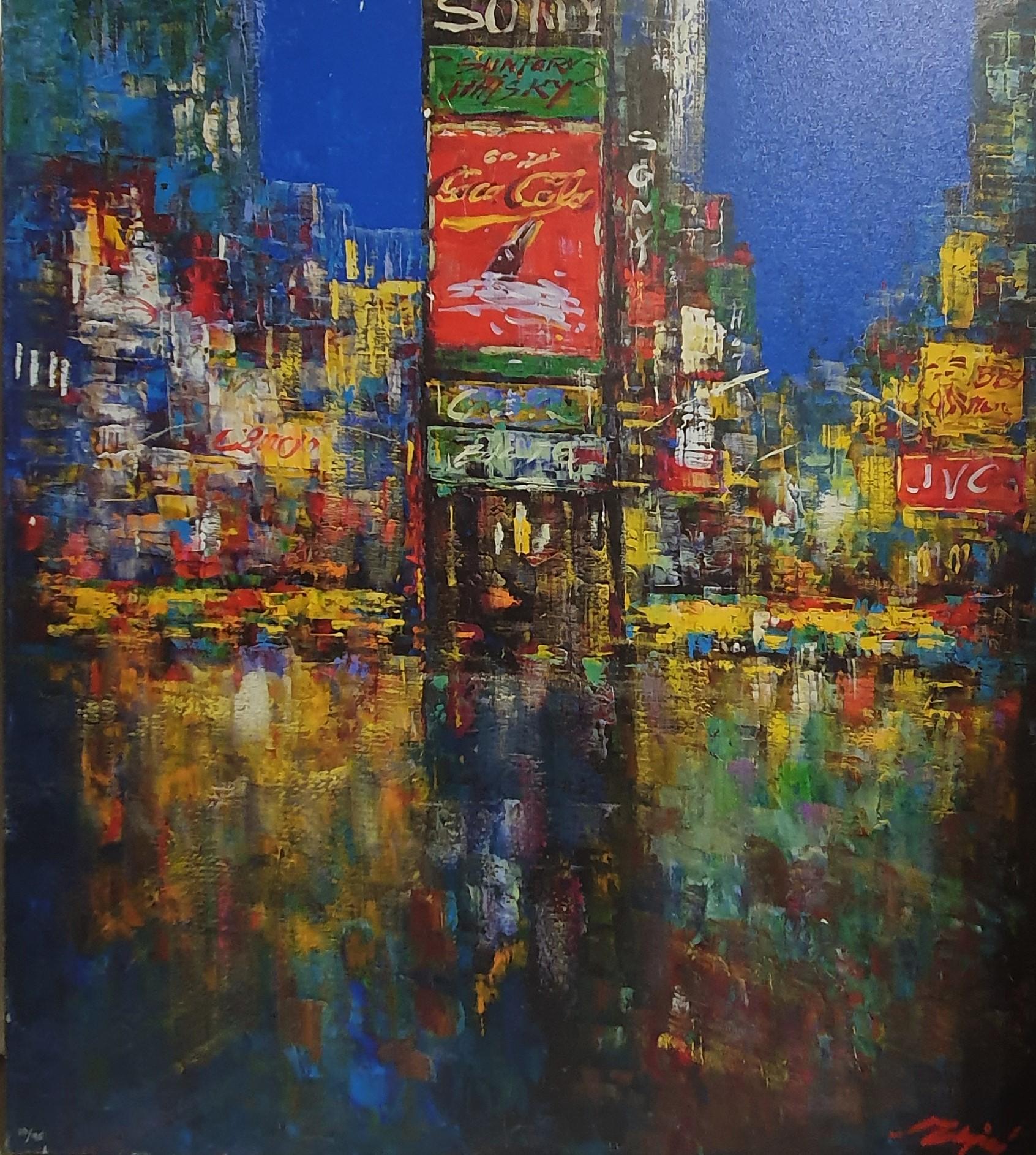 Coca Cola, Times Square