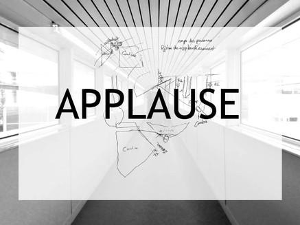 Applause - Avec le CAC la Maréchalerie, Versailles
