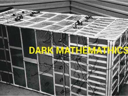 Dark Mathematics - In Extenso - Clermont Ferrand - 2018
