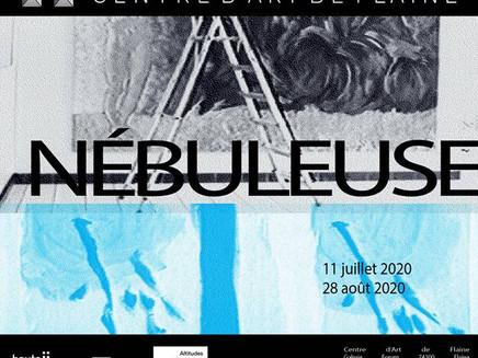 Nébuleuse - Centre d'Art de Flaine - 2020