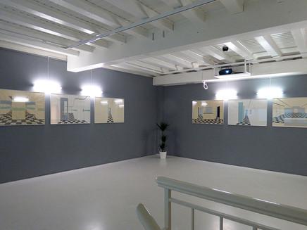 Architectures Potentielles - Galerie Ferme de la Chappelle - Genève - SUISSE 2017