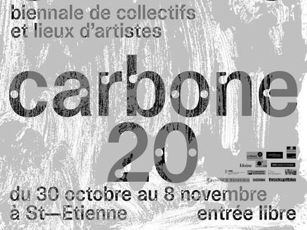 Biennale Carbone 20 - Les Limbes - Saint Etienne - 2020