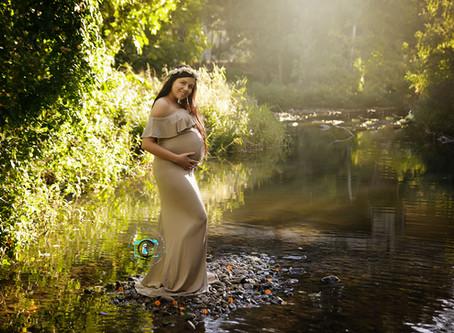 Brooke - 34 Weeks : Ormeau, Gold Coast Maternity Photography