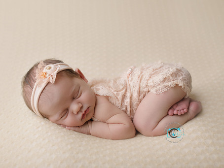 Sophie - 7 Days : Gold Coast Newborn Photography