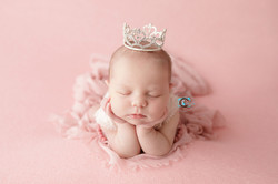 Newborn princess