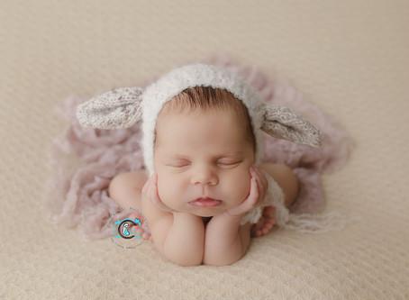 Madison Rose - 21 Days : Brisbane & Gold Coast Newborn Photography