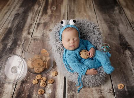 Beckham Jude Muller : 3 Weeks - Brisbane, Ormeau & Gold Coast Newborn Photography