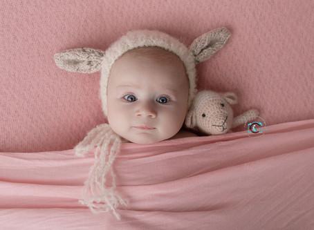 Selena - 11 Weeks : Gold Coast Newborn Photography