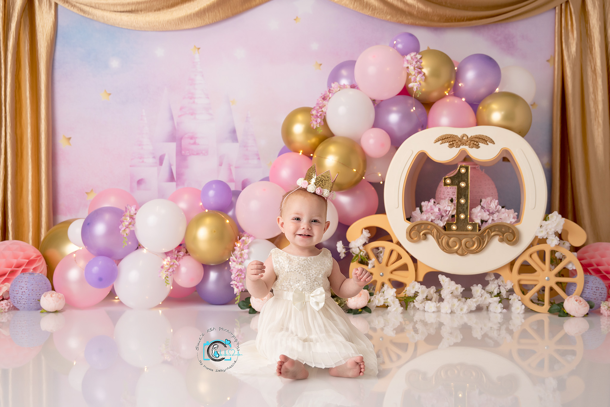 Gold Coast Cake Smash Photography
