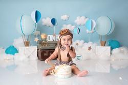 Gold Coast Cake Smash Photography