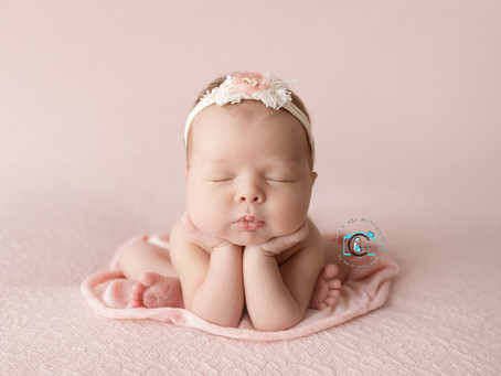 Ruby - 12 Days : Gold Coast, Ormeau Newborn Photography