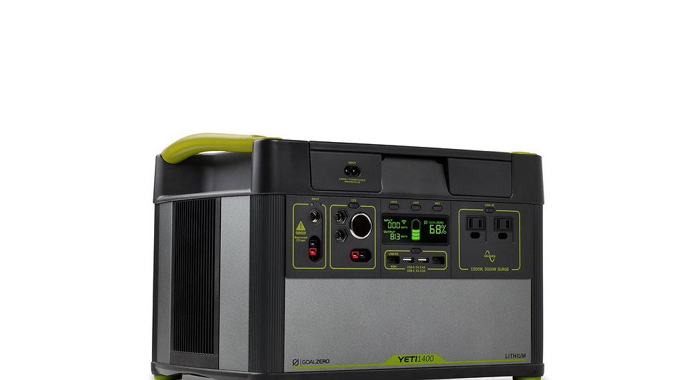 Yeti1400 Lithium v2 with WIFI Portable Power Station