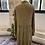 Thumbnail: INDI & COLD - Robe beige imprimée kaki