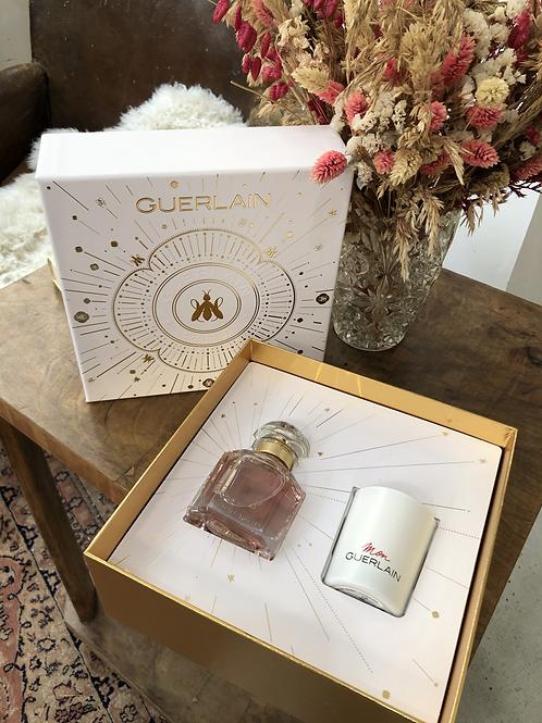 GUERLAIN - Coffret eau de parfum mon guerlain+ bougie