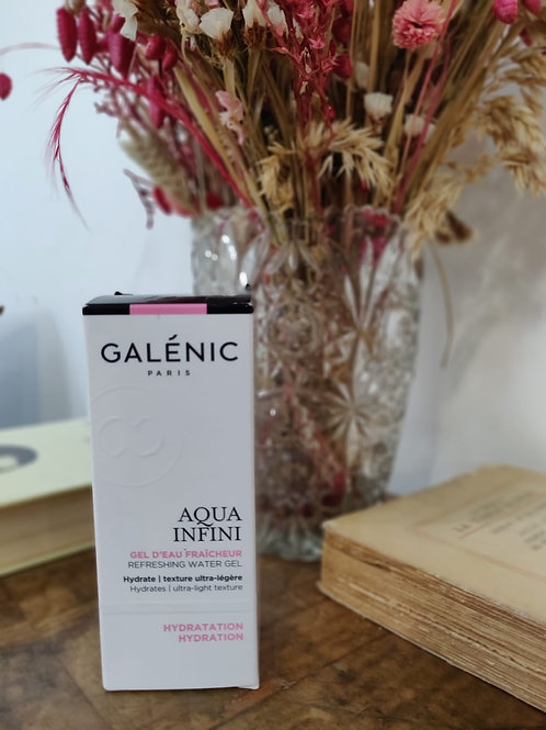 GALENIC - Gel d'eau fraicheur aqua infini 50 ml