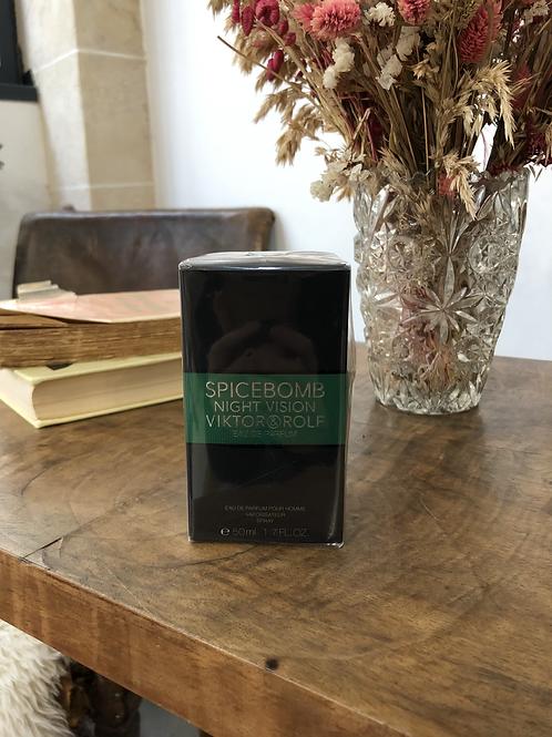 HOMME / VIKTOR&ROLF - Eau de parfum spice bomb night vision - 50ml