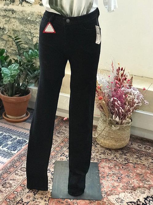 DRESSING LEELOO - KIABI - Jean slim noir - T.34