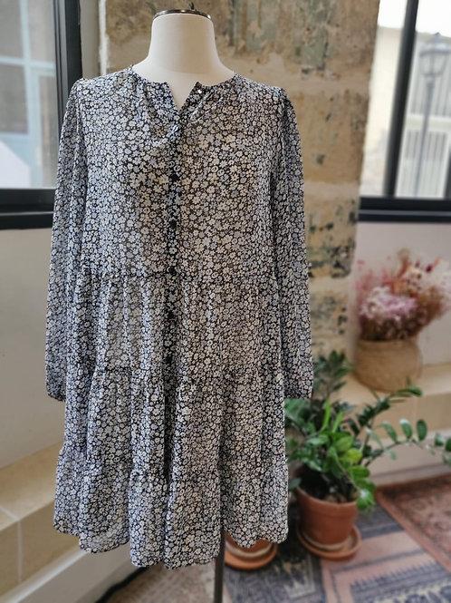 DRESSING LEELOO - PRIMARK - Robe à fleurs - T.36