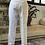 Thumbnail: KENZASMG - ZARA - Pantalon blanc de tailleur - T.M