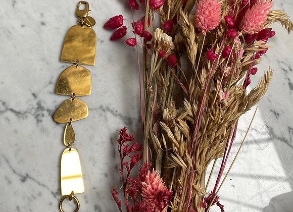 ADELINE AFFRE - Bracelet doré