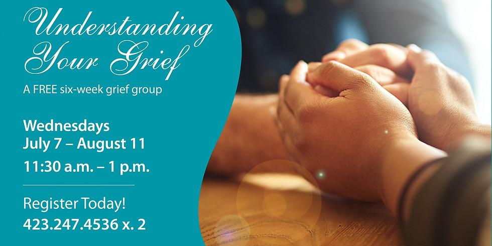Understanding Your Grief Week 5