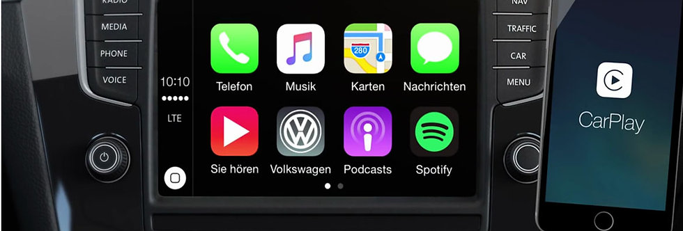 VW App Connect Activation