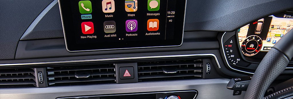 Audi Apple Car Play Activation