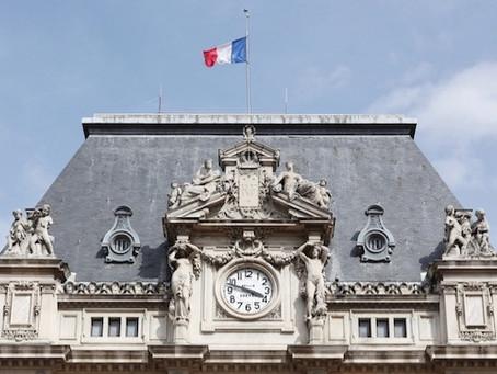 Arrivée en France : premiers pas