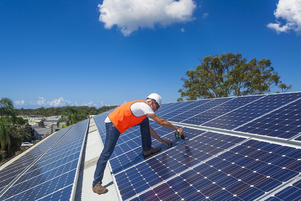 Solar Installer in Ohio