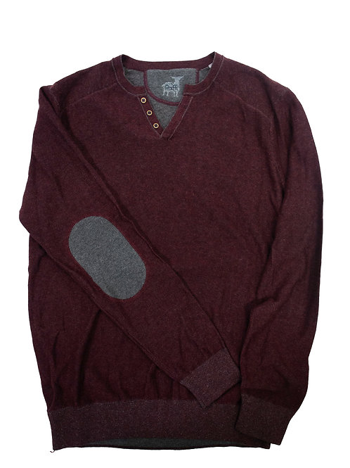 Berry Long Sleeve Knit