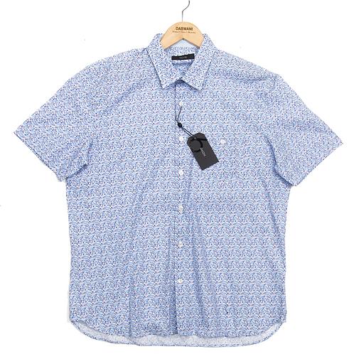 Nove Short Sleeve Shirt - Pebble