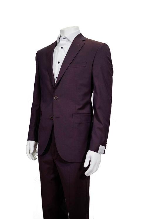Jack Victor - Merlot Suit