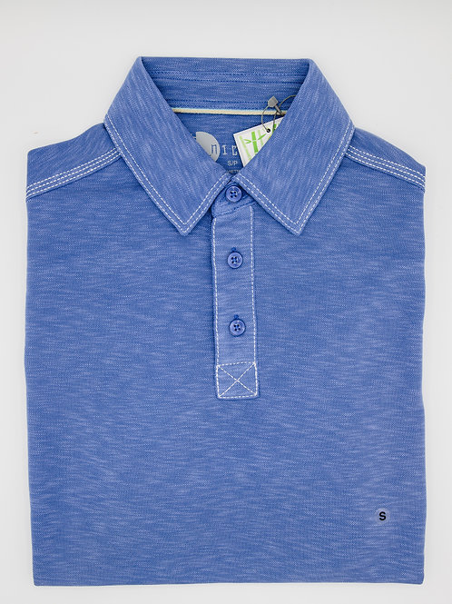 Nicoby Polo - Blue