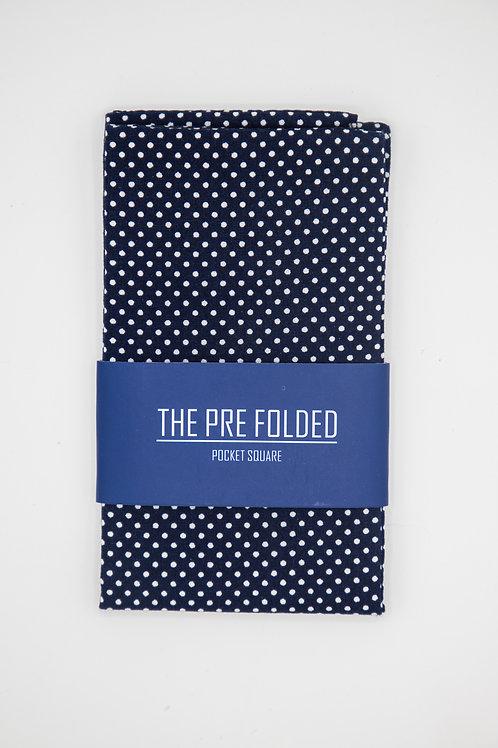 Pre Folded Pocket Square - Dot