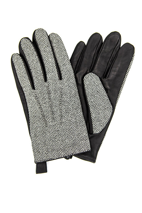 Herringbone Gloves - Gloves International