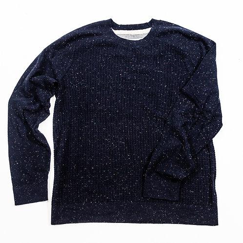 Borgo28 Chunky Knit in Midnight