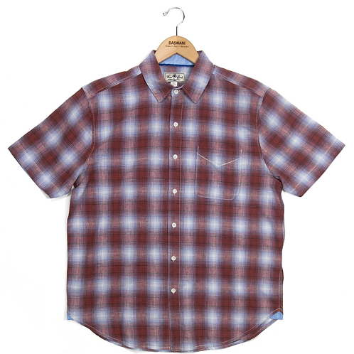 Roadster Plaid - Red
